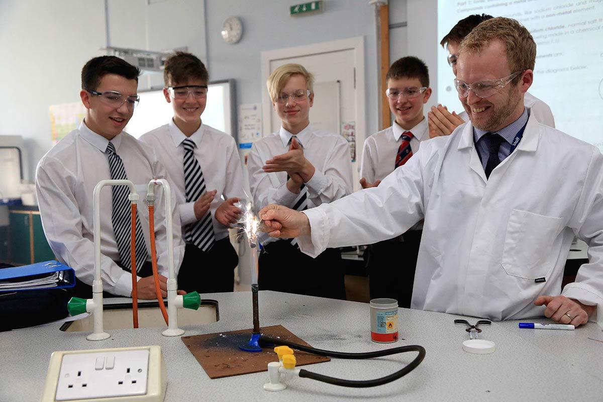 UK teaching career