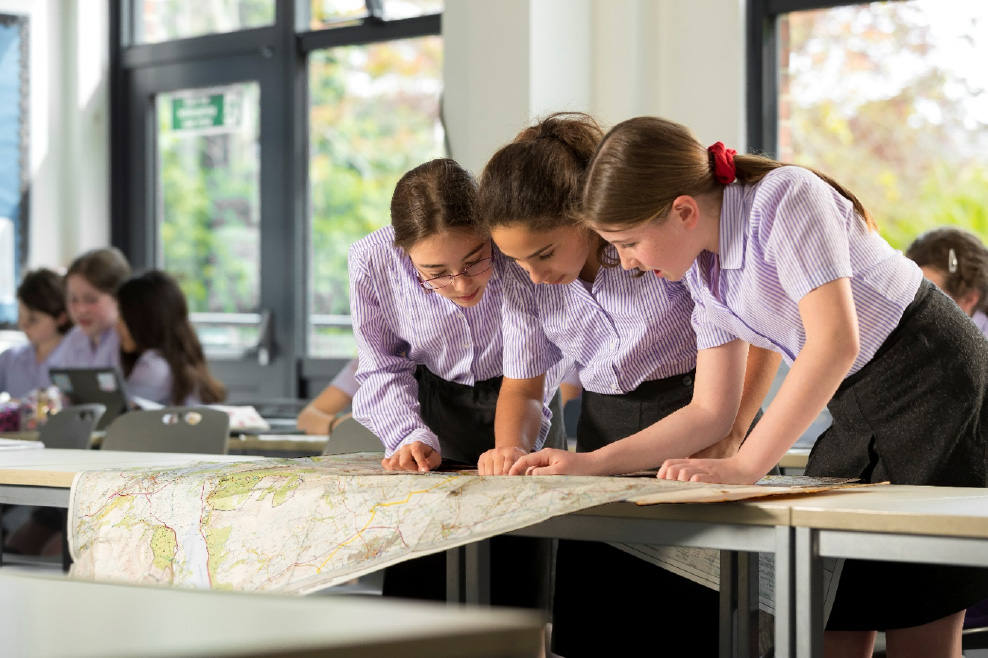 Independent school geography teacher jobs