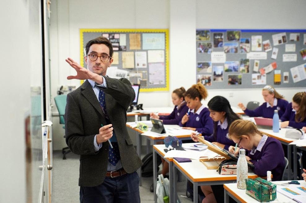 History teacher jobs at independent schools